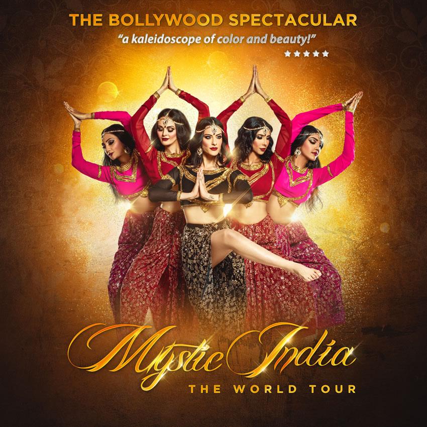 Bollywood Dance Spectacular