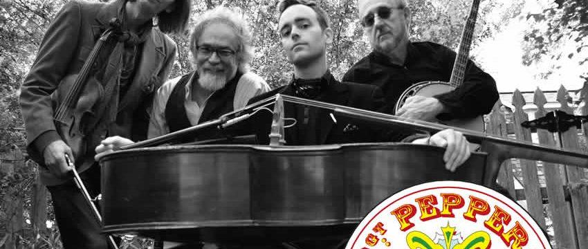 Bluegrass Beatles - Sgt. Pepper