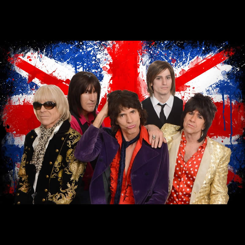 Jumping Jack Flash - Rolling Stones Tribute Band