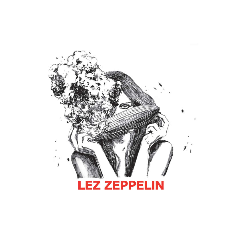 Lez Zeppelin | All Girls. All Zeppelin.