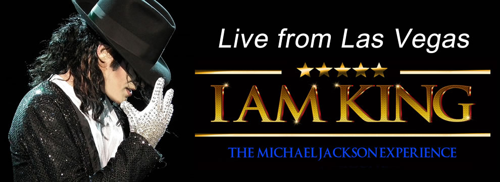 I AM KING - The Michael Jackson Experience
