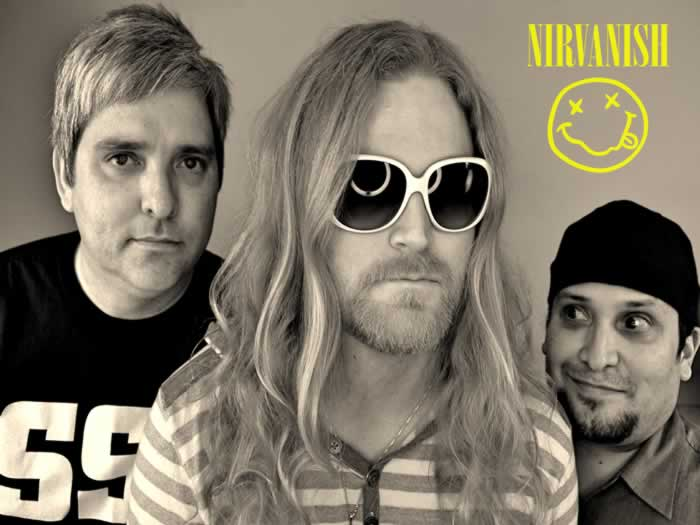 NIRVANISH is the Quintessential Nirvana Tribute Group!
