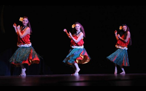Polynesian Paradise Dancers