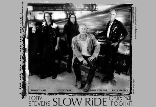 Tony Stevens