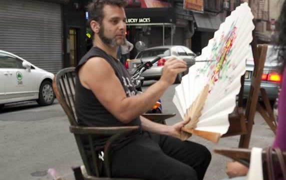 Live Painting by ZITO