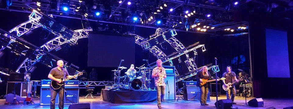 Bad Company former singer Brian Howe