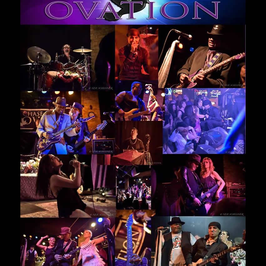 Prince Tribute - Chase & Ovation