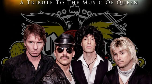 QUEEN NATION: A Tribute to the Music of QUEEN