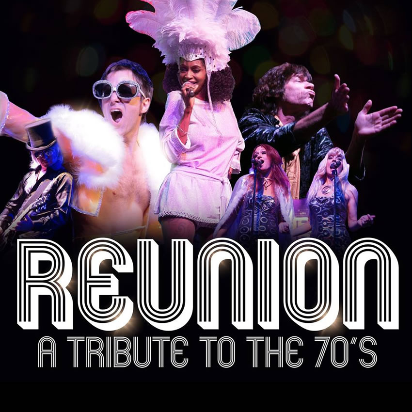 REUNION - A Tribute to the 70