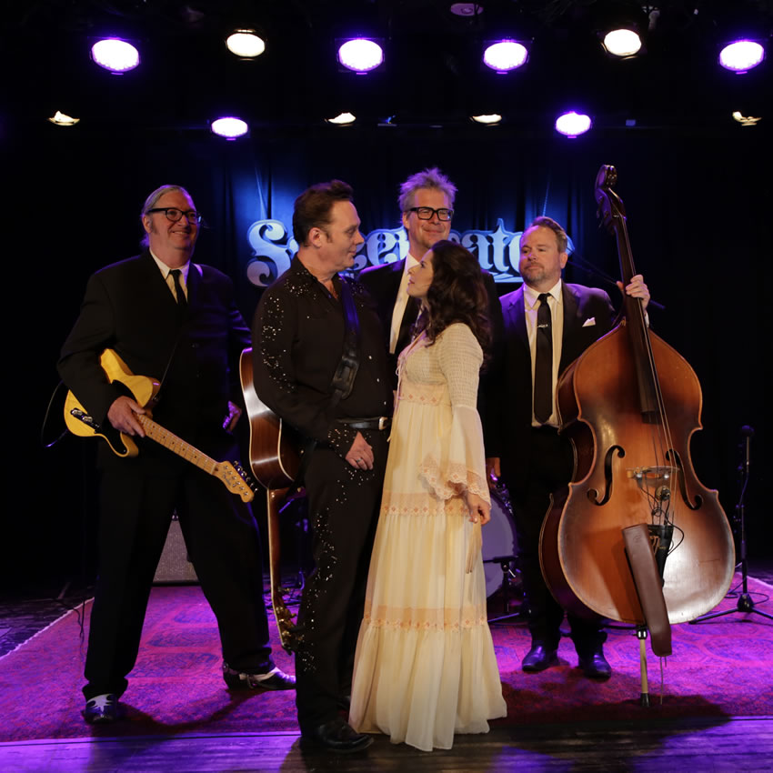 Johnny Cash & June Carter Tribute Show