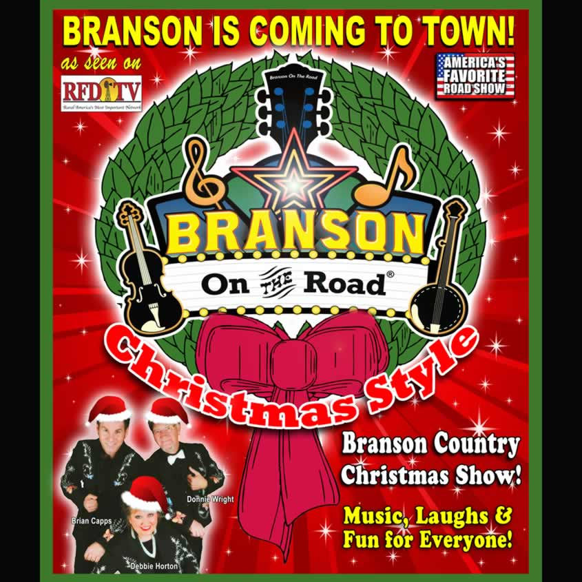 Branson On The Road - Christmas Show