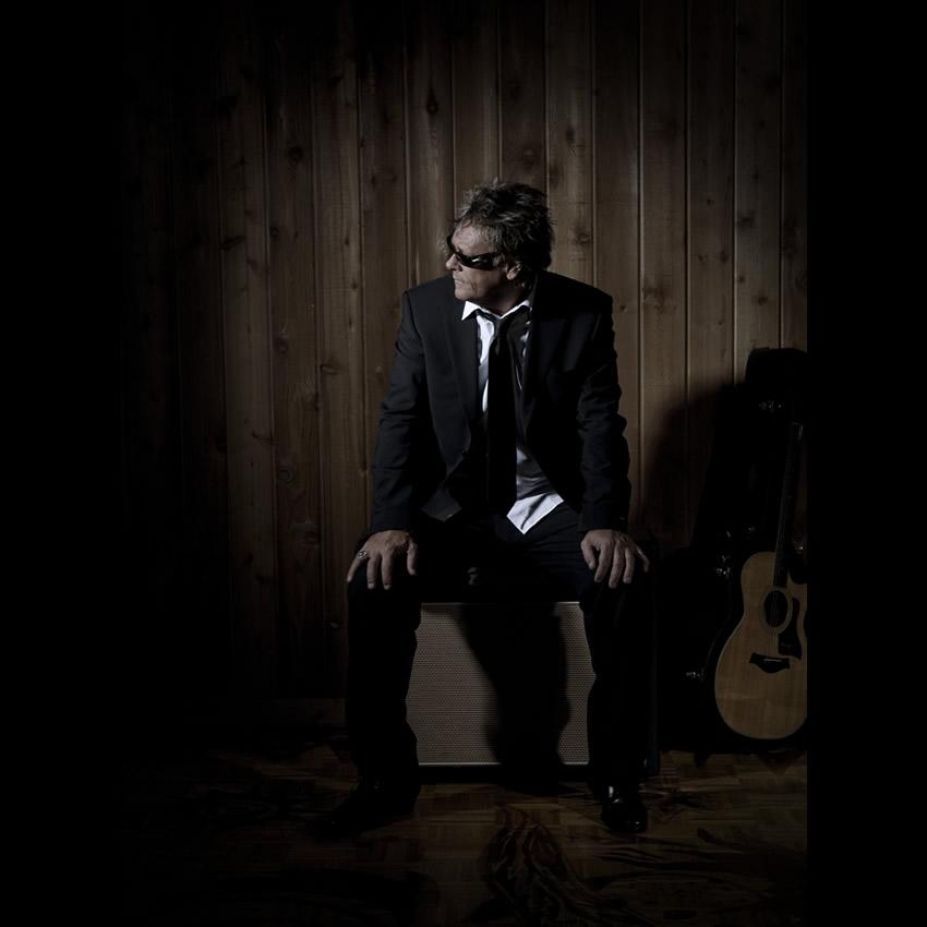 Bad Company former lead singer Brian Howe
