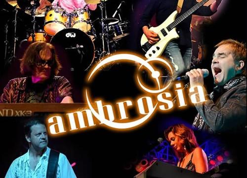 AMBROSIA - The Band