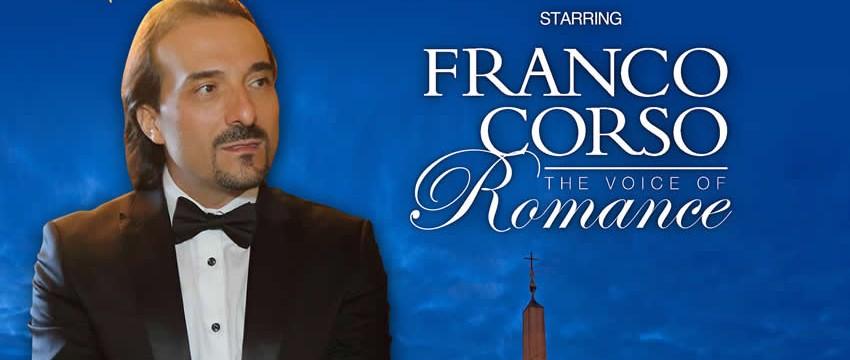 "Franco Corso ""My Italian Christmas"""