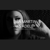 Lisa Martin as Adele Tribute Artist