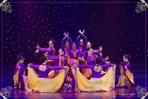 MYSTIC INDIA: The World Tour
