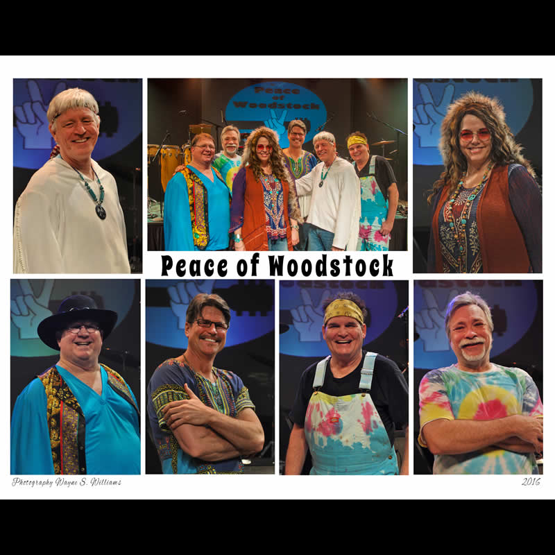 Peace of Woodstock - Paying tribute to the festival that defined an entire generation!