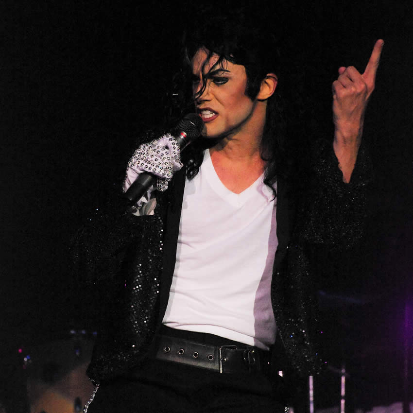 I AM KING - The Michael Jackson Experience featuring Michael Firestone