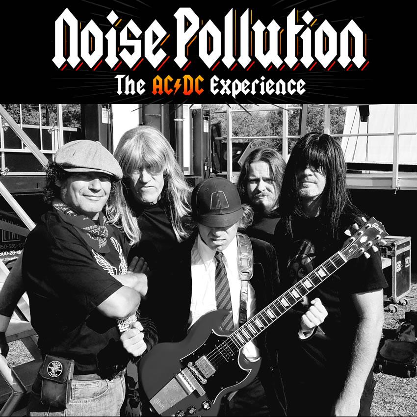 AC/DC Tribute - Noise Pollution