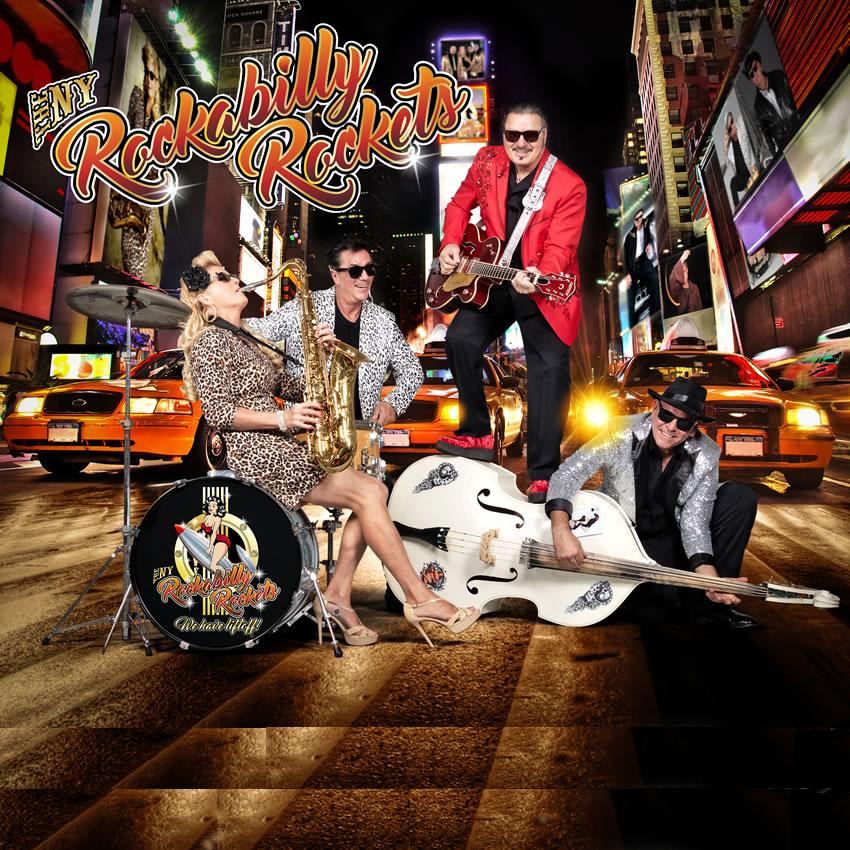 The NY Rockabilly Rockets