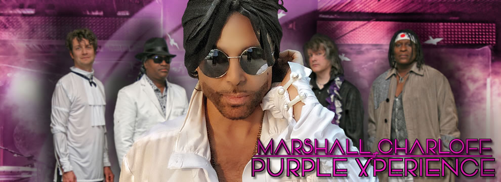 Marshall Charloff & Purple Xperience