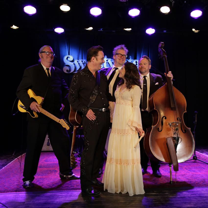Johnny Cash & June Carter Tribute Show