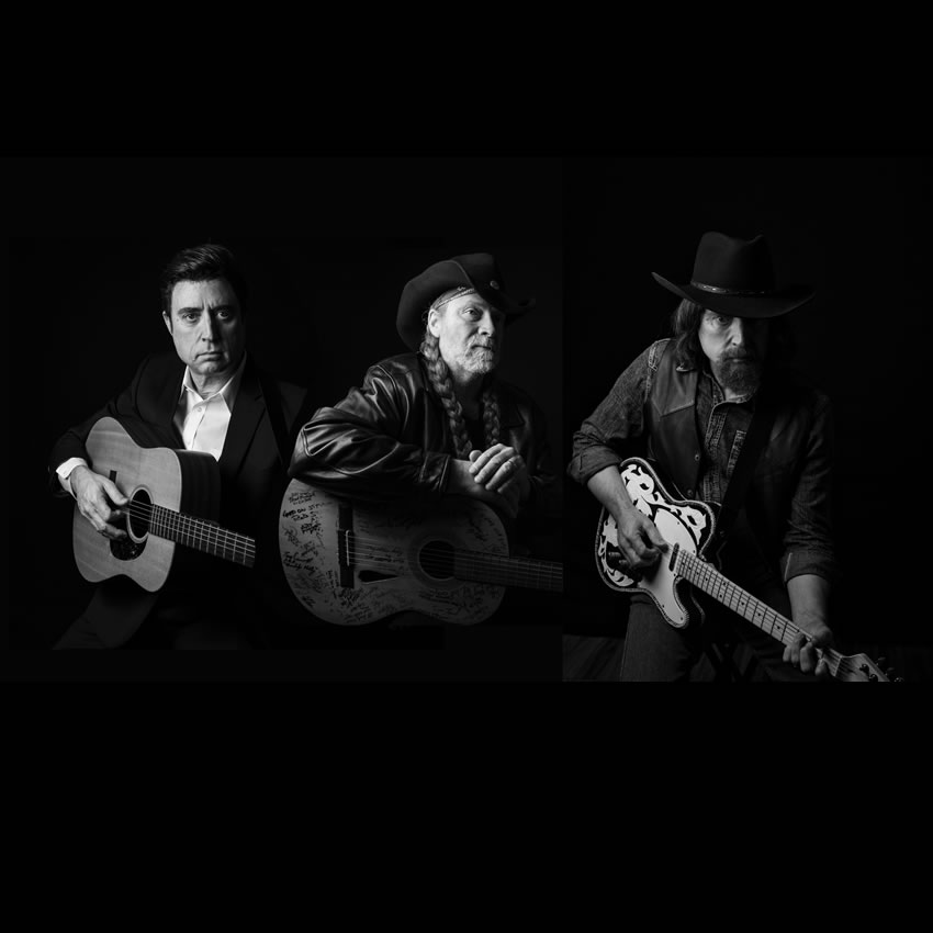 THE HIGHWAYMEN SHOW: American Outlaw Tribute